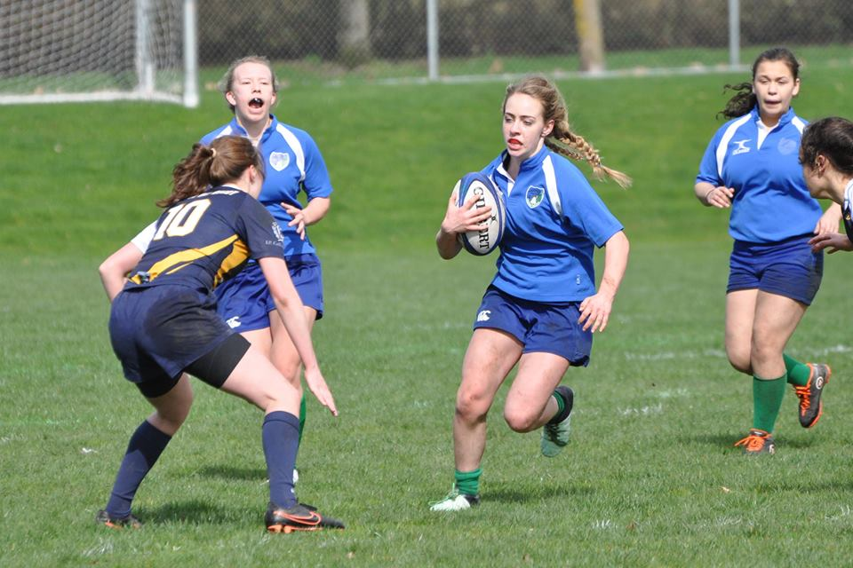 7 Reasons Why You Should Play Girl S Rugby Liberty Rugby Club